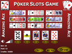 Amazing Ace 10 Hand Video Poker Game