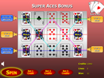 Super Aces Bonus Poker